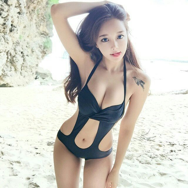 cute Korean girl
